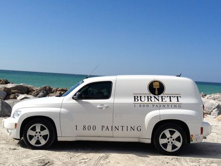 HHR Paint Your Wagon Entry by Burnett 1-800-PAINTING