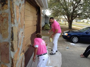 Sarasota Painting Company Gives Back
