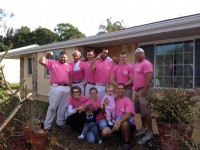 Recipients of the Valentine's 2013 Paint It Forward of Sarasota Painter