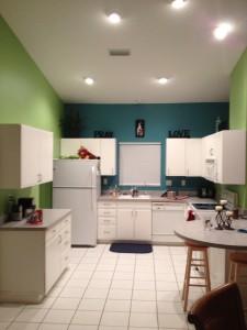 Venice, Florida interior repaint after photo