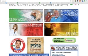 head to PDCA.org to find your painting contractor