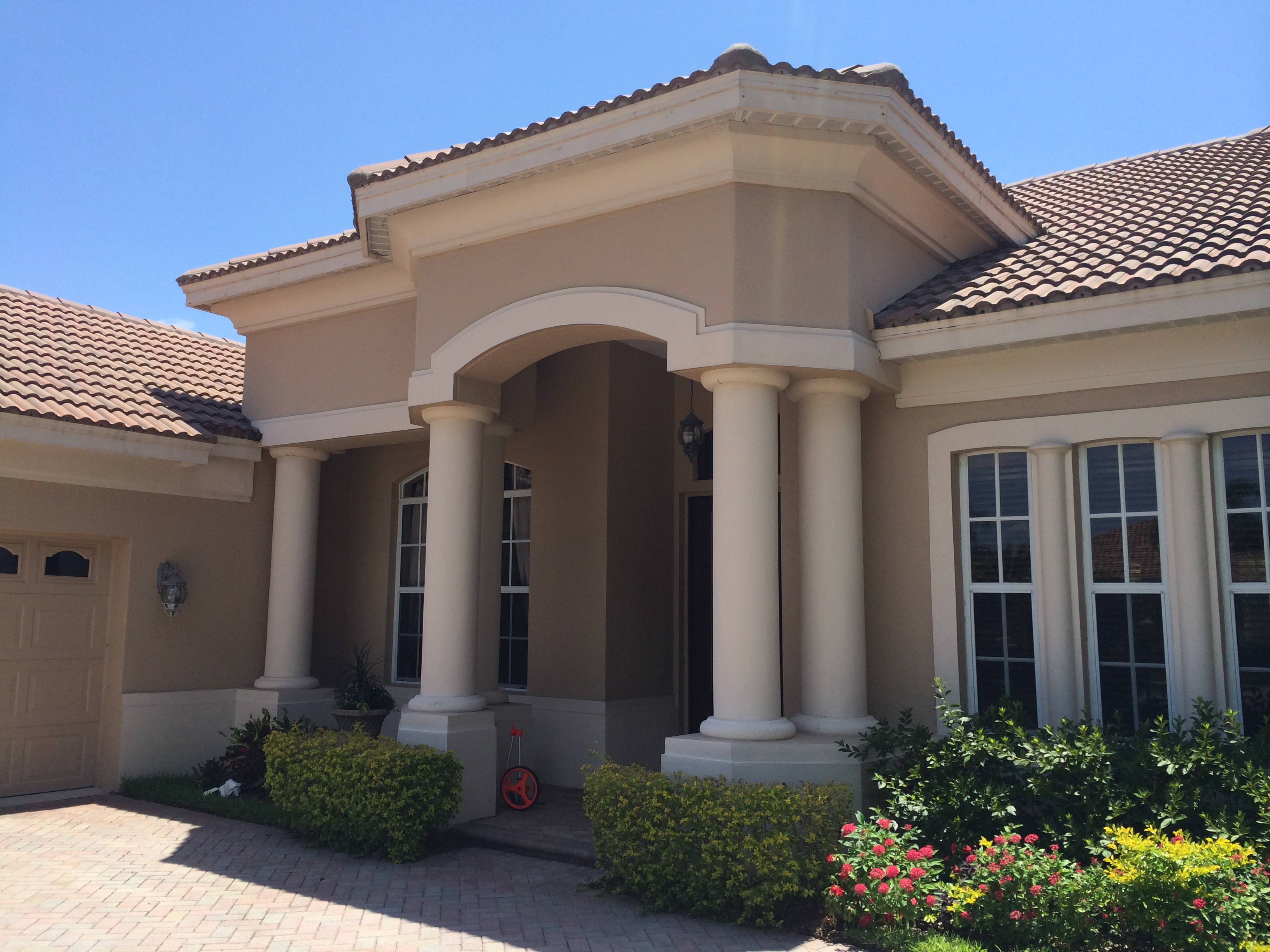 Exterior Painting Cost Burnett Painting Venice Fl - Exterior-home-painting