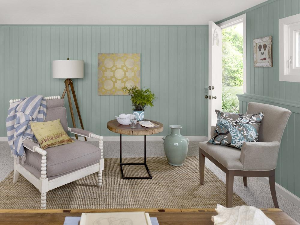 Tips for choosing the best color for your interior project - Paint colors for home interior ...