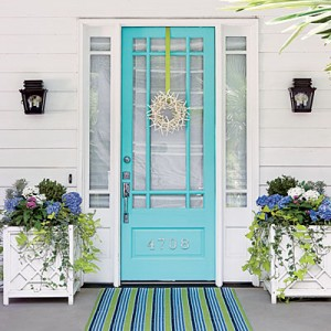 Choose the Right Color for Front Door