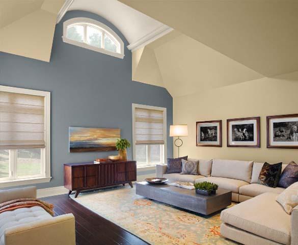 Popular Interior Paint Colors