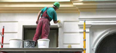 exterior paint tricks