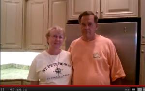 Scott's of Punta Gorda Give Burnett Painting Video Testimonial
