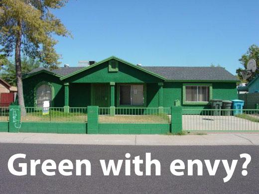 choosing exterior home color