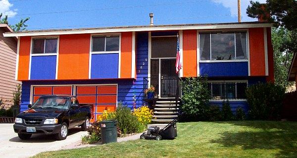 ugly house