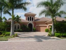 Venice, Florida home repaint colors