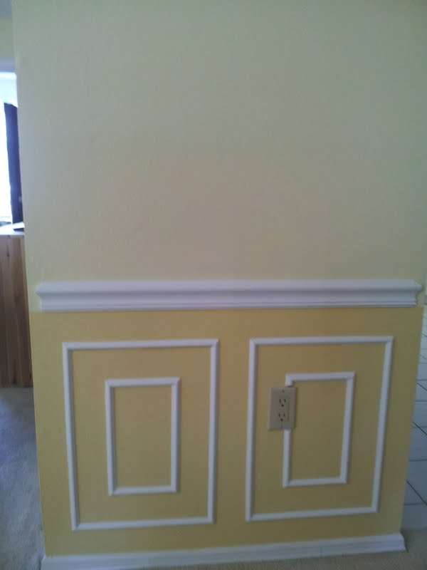 Venice, Florida Dining Room Repaint After Picture