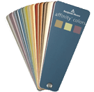 Burnett 1-800-PAINTING uses Benjamin Moore's Affinity Fan Deck