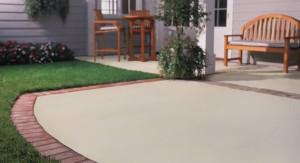 Pain Exterior Concrete surface