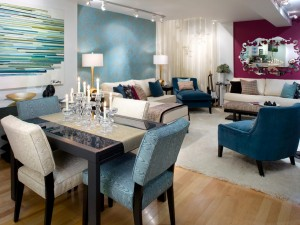 paint your room with bold colors