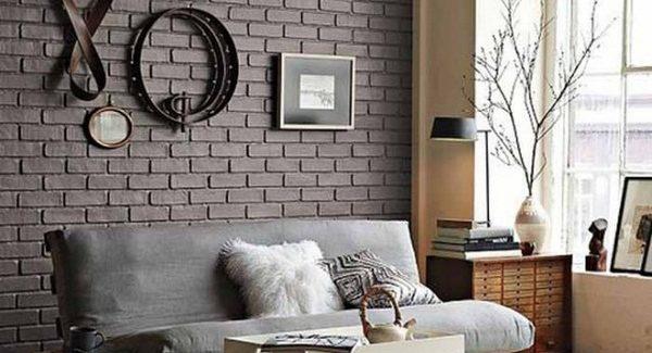 How To Paint Interior Brick