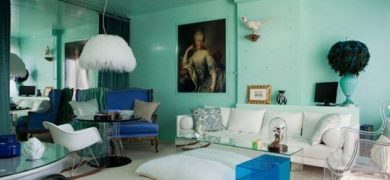 paint ceilings and walls