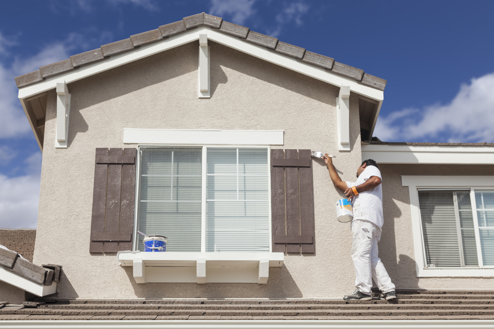 painting your windows